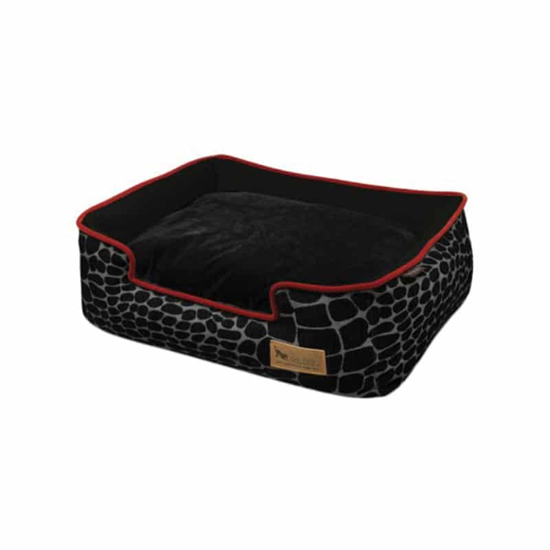 PLAY - Lounge Bed -Kalahari - Black