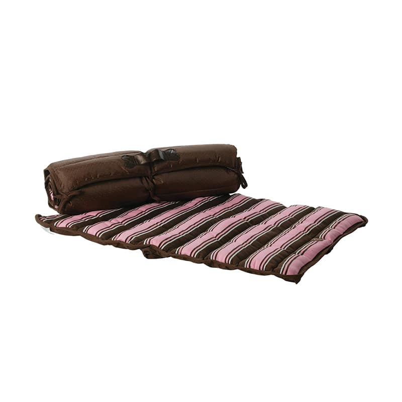 ONE FOR PETS - Roll-Up Travel Bed - Pink
