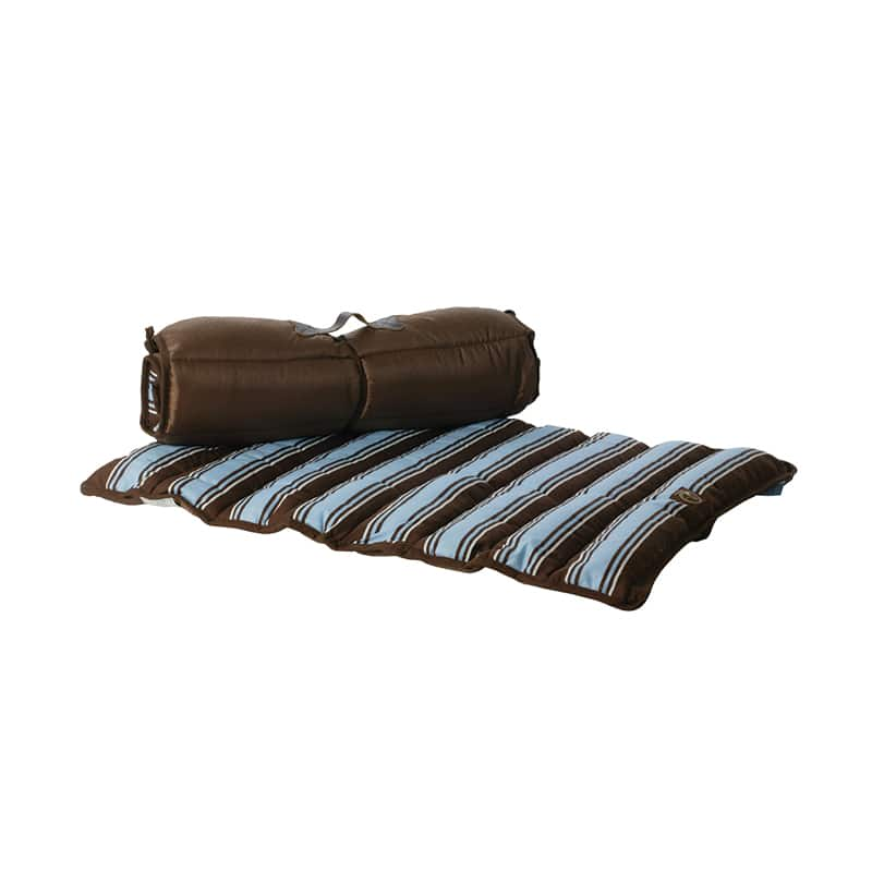 ONE FOR PETS - Roll-Up Travel Bed - Blue