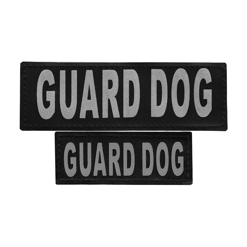 DOGLINE - Guard dog patch