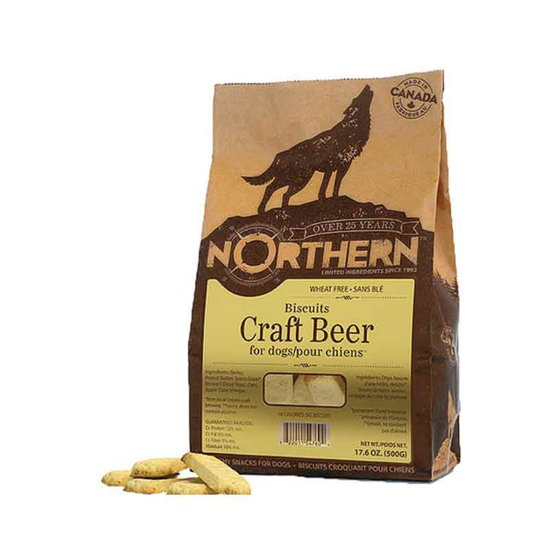 Northern Biscuit - Wheat-Free - Craft Beer Snacks!
