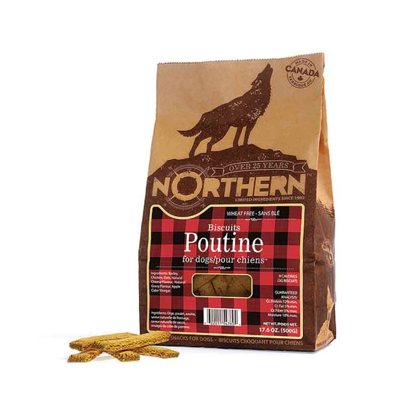 Northern Biscuit - Wheat-Free - Poutine Biscuits