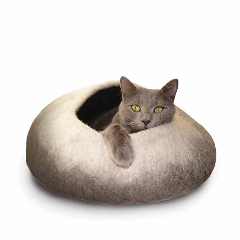 Dharma Dog Karma Cat - Cave - Ombre - Natural