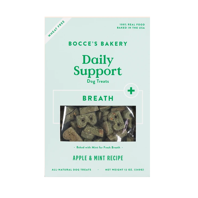 Bocce's Bakery - Breath Biscuits - 12oz