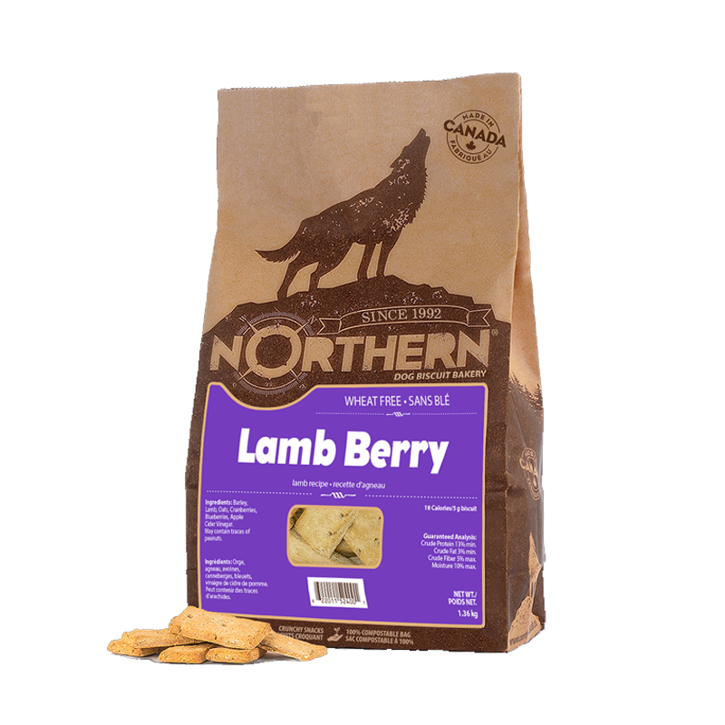 Northern Biscuit - Wheat-Free - Lamb Berry