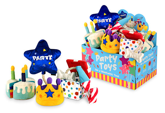 PLAY - Party Time - 15pc POS Display