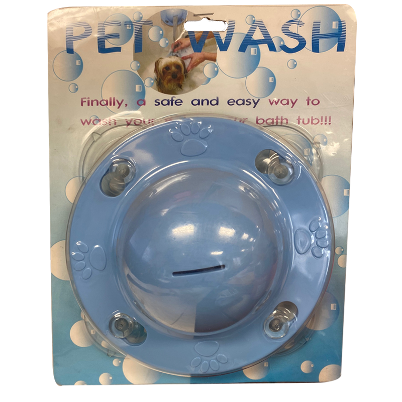 Paw Wash - Bath Leash for Pets