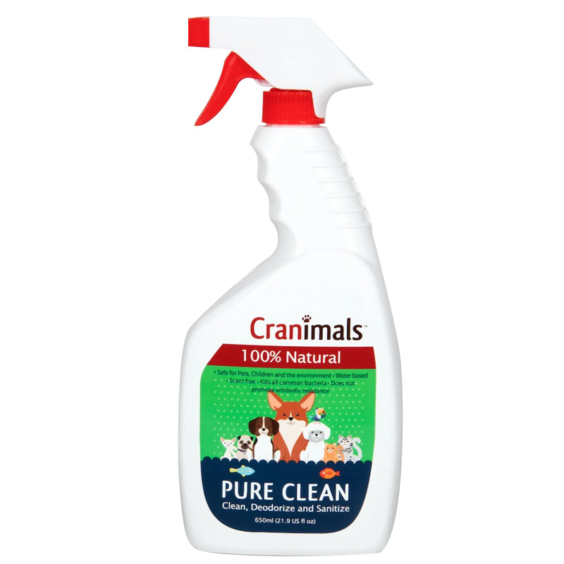 Cranimals - Pure Clean
