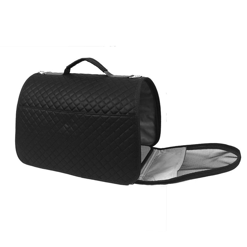 Dogline - Designer Pet Carrier - Black