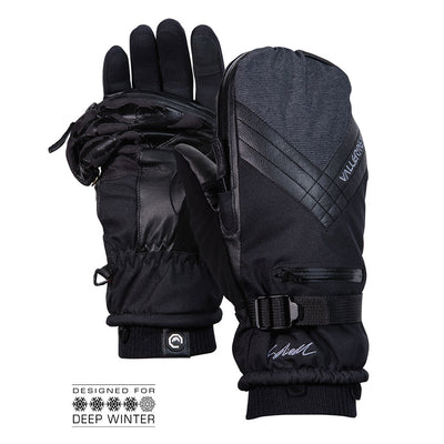 Skadi Zipper Mitt PSP Glove Vallerret