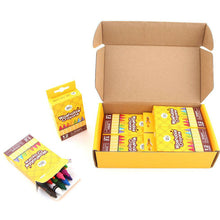 Load image into Gallery viewer, Jar Meló Washable Crayons Bulk Set - 12 COLORS