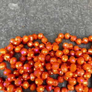Baylee Beads - Reds/Yellows