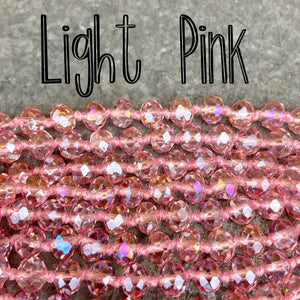 Baylee Beads - Pinks/Purples
