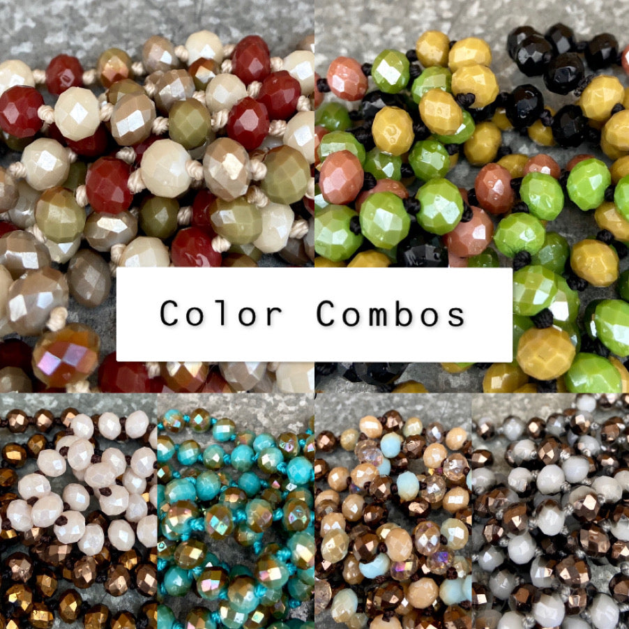 Baylee Beads - Color Combos