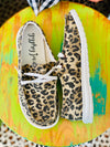 Gypsy Jazz Slip On Sneakers - LEOPARD
