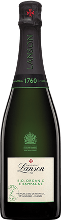 Lanson Organic Green Label - SPARKLING | O'Briens Wine
