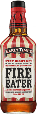 Early Times Fire Eater 70cl - SPIRITS | O'Briens Wine