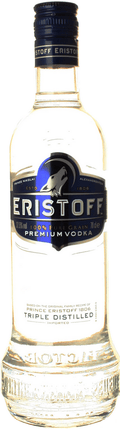 Eristoff Original 70cl - O'Briens Wine