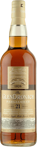 Glendronach 21 Year Old 70cl - SPIRITS | O'Briens Wine