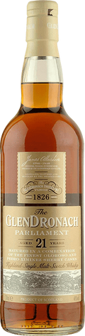 Glendronach 21 Year Old Parliament 70cl - SPIRITS | O'Briens Wine