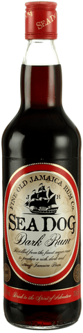 Old Sea Dog Jamaican 70cl - SPIRITS | O'Briens Wine