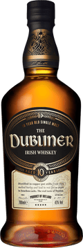 The Dubliner 10YO Whiskey 70cl FIRST IRELAND 18S040 SPIRITS