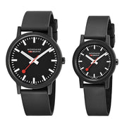 Essence set, 32 and 41 mm, his and her vegan watches, MS1.41120.SET