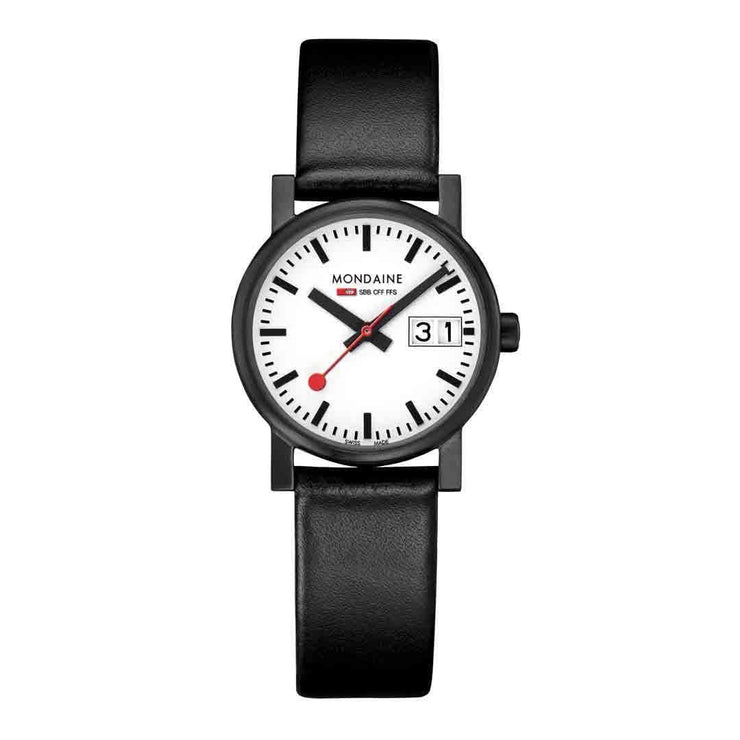 Mondaine Official Swiss Railways Evo BigDate,4