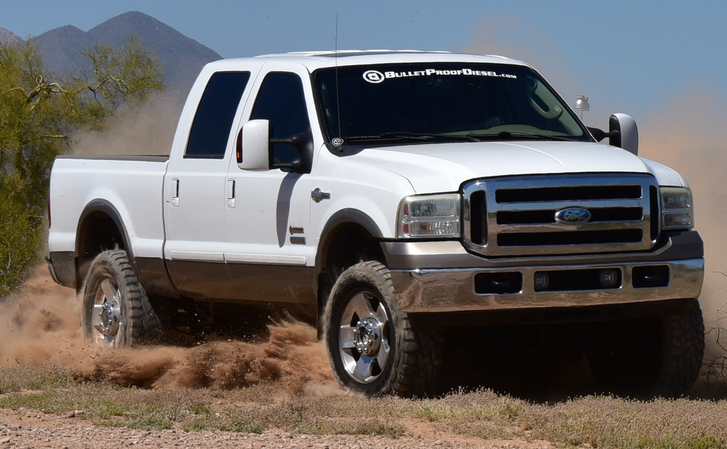 These Are the ONLY Bullet Proof Diesel Solutions to the 6.0L Power Stroke