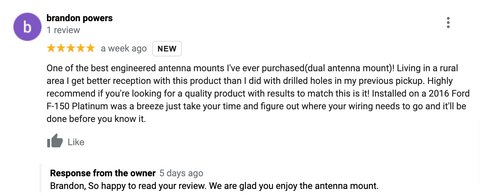 Bullet Proof Google Review