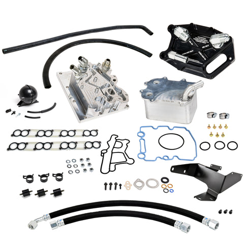 Bullet Proof Oil cooler kit