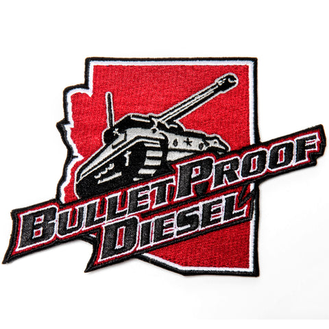 Bullet Proof Diesel Tank Patch