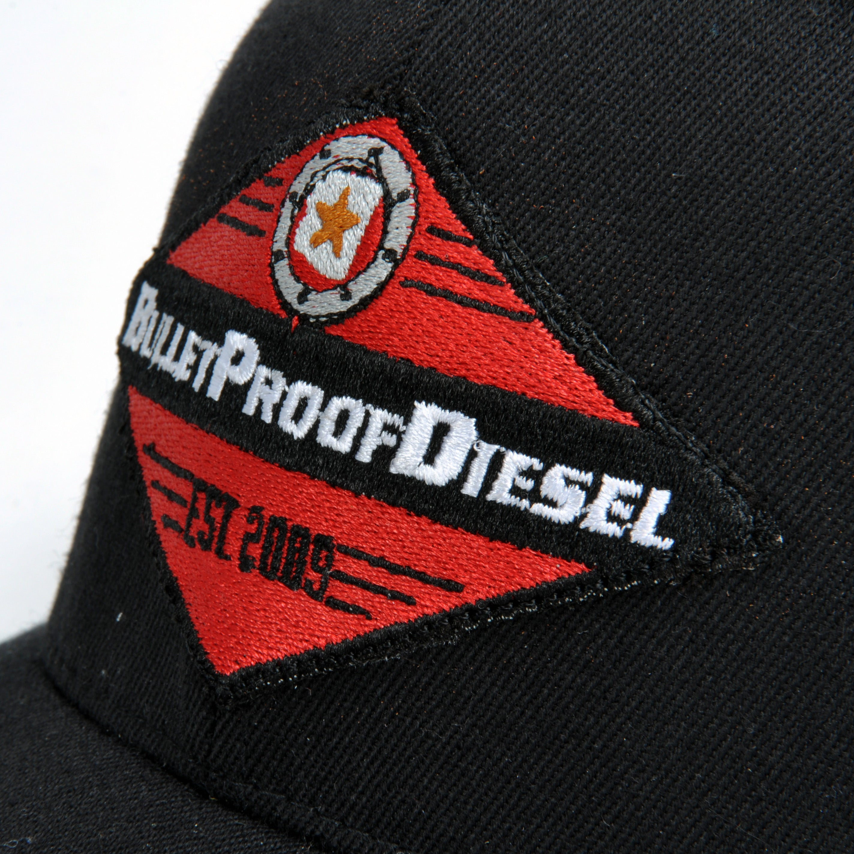 Bullet Proof Diesel Diamond Patch