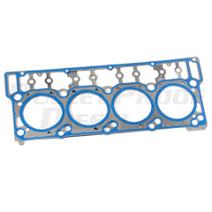 Head Gasket Install Complete Kit, 2006+ Ford 6.0L, Ford Head Gaskets 20mm Dowel, NO ARP STUDS