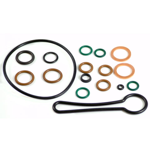 Ford 6.0L OEM 3C3Z-9C165-AA Fuel Filter Assembly O-Ring Seal Kit