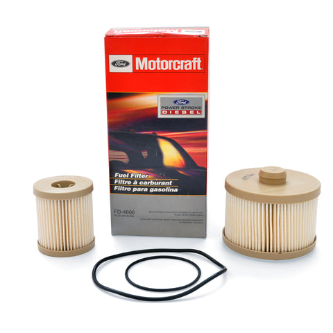 Ford Fuel Filters for 6.0L E-Series Diesel, 4C2Z-9N184-BA