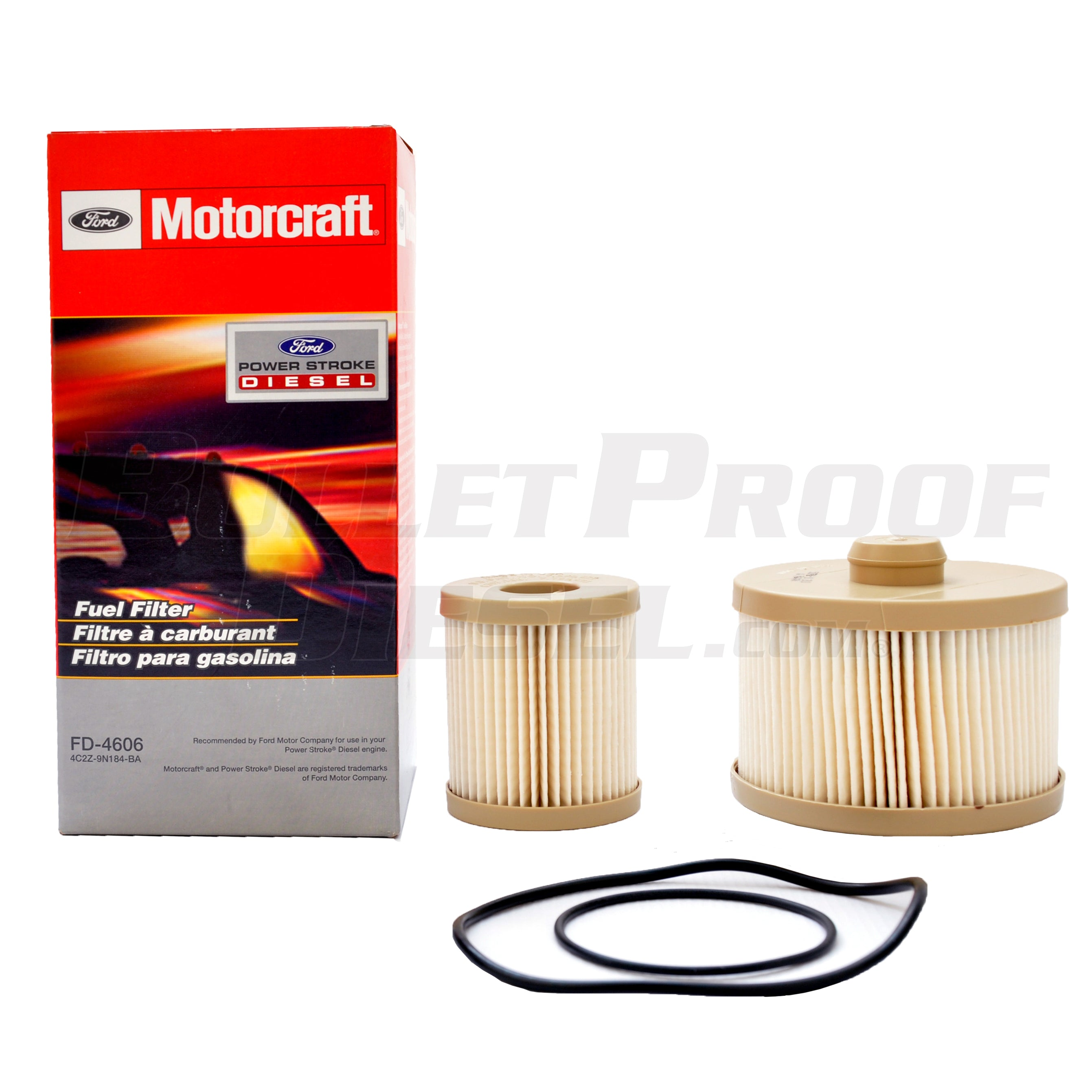 2003-2004 6.0L E-Series, Professional Package - OEM Oil Filter