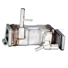BulletProof EGR Cooler, GM, 6.6L, Duramax, LML, 2013-2016, Rear