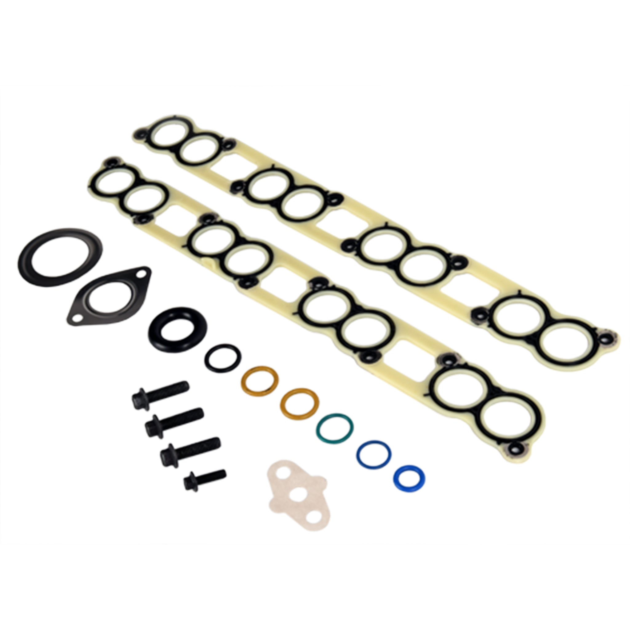 6.0 EGR Cooler Gasket Set and Turbo Hardware, No EGR Hose
