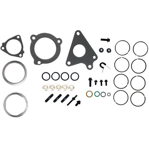 EGR Cooler Gasket Set w/out bolts, Maxxforce 9&10, DT, 2010 - Newer EPA 10