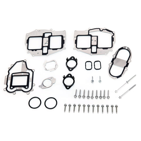 EGR Cooler Gasket and Hardware Kit, Ford 6.7L Diesel