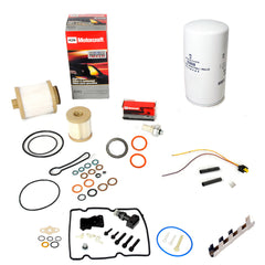 2007 6.0L F-Series, Professional Package - BPD Oil System