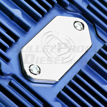 FICM Inspection Cover, Ford 6.0L
