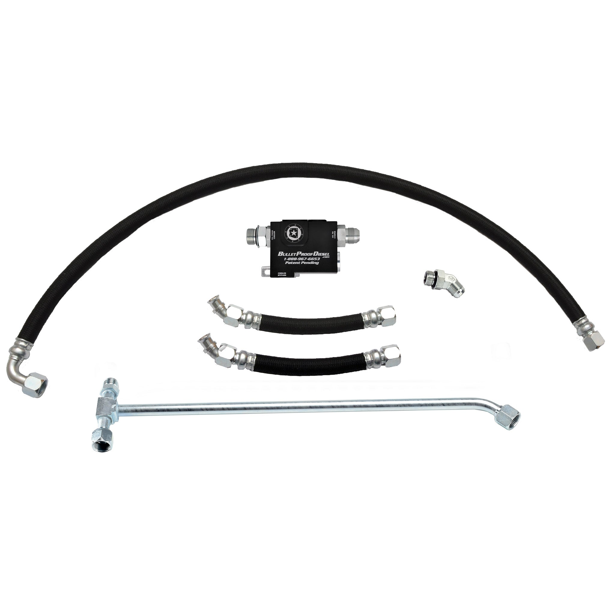 Cold Weather Package - Upgrade to Bullet Proof Oil Cooling System, 2003-2004