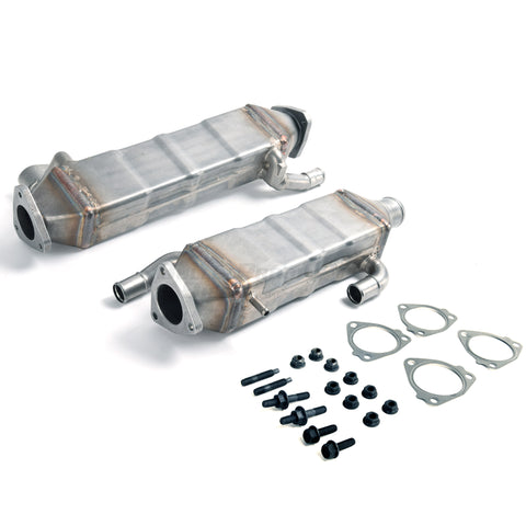 BulletProof EGR Cooler Complete Kit, Bullet Proof Diesel International MaxxForce DT, 9 and 10