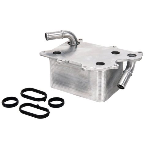 Bullet Proof Diesel Heavy Duty 6.7L Oil Cooler Upgrade, with Gaskets