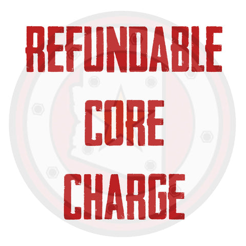 Core: Cummins ISX-12 Core Charge - 6700106