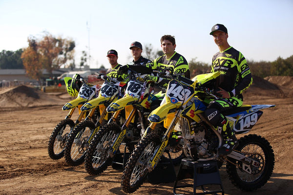 H.E.P. Motorsports  Announces Four Rider Team for Monster Energy Supercross