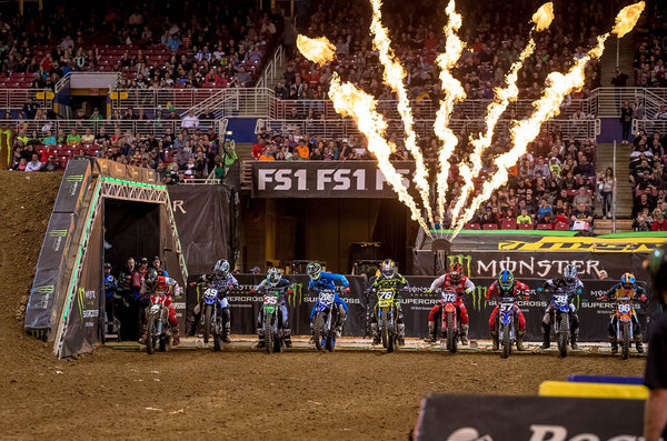 Round 11 St. Louis Supercross | Photo Report