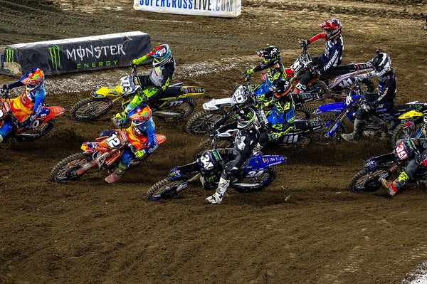 Round 3 Anaheim 2 Supercross | Photo Report